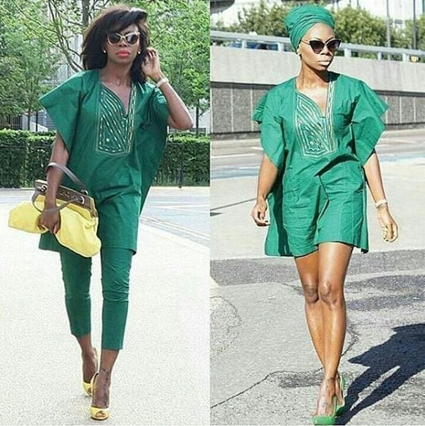 Western-Agbada-Styles Agbada Outfits for Women - 20 Ways to Wear Agbada in Style
