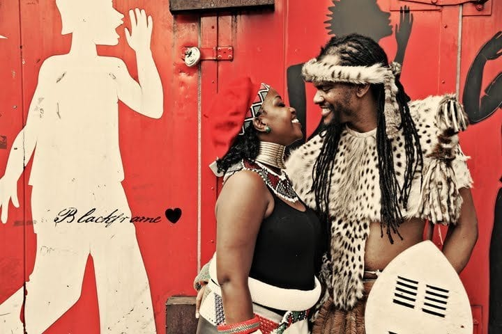 Zulu-South-African-Wedding