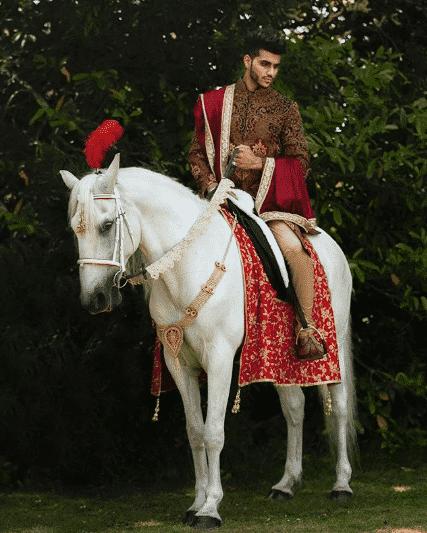 best-sherwani-for-grooms Wedding Sherwani Outfits - 20 Best Sherwani Ideas for Grooms