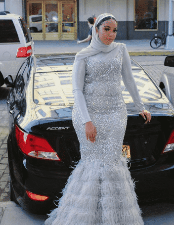hijab-outfit-for-prom2 21 Prom Outfit Ideas with Hijab - How to Wear Hijab for Prom