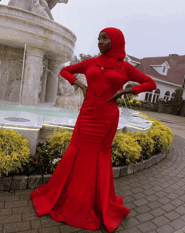 prom-outfits-for-hijabis 21 Prom Outfit Ideas with Hijab - How to Wear Hijab for Prom