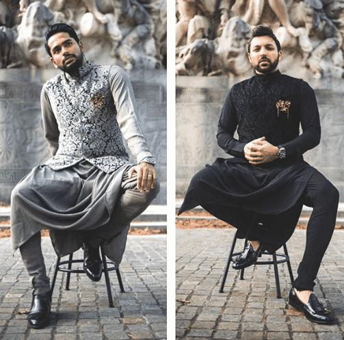 sherwanis-for-grooms Wedding Sherwani Outfits - 20 Best Sherwani Ideas for Grooms