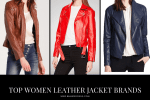 Top Women Leather Jackets – 15 Most Expensive Brands 2021
