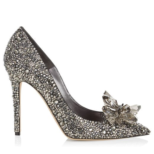 25-Classiest-Cinderella-Shoes-1-Jimmy-Choo-ARI 25 Classiest Cinderella Shoes from the Best Designer Brands