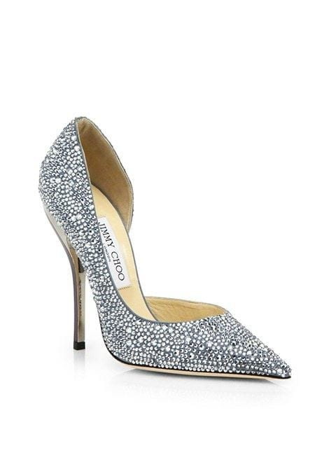 25-Classiest-Cinderella-Shoes-18 25 Classiest Cinderella Shoes from the Best Designer Brands