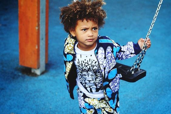 Ankara-Jackets-for-Boys Cute African Outfits- 20 Modern African Outfits for Children