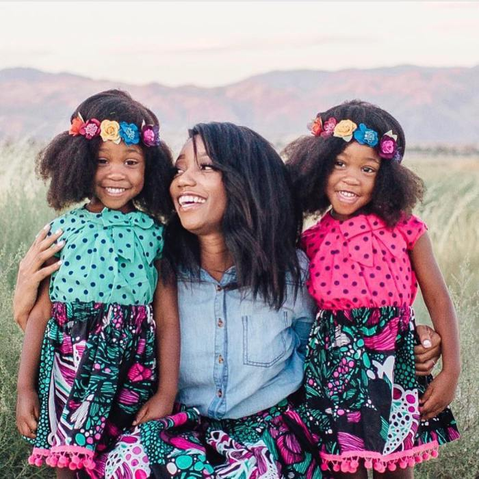 Ankara-Skirts-for-Little-Princesses 20 Modern African Outfits for Children - African Dress for Kids