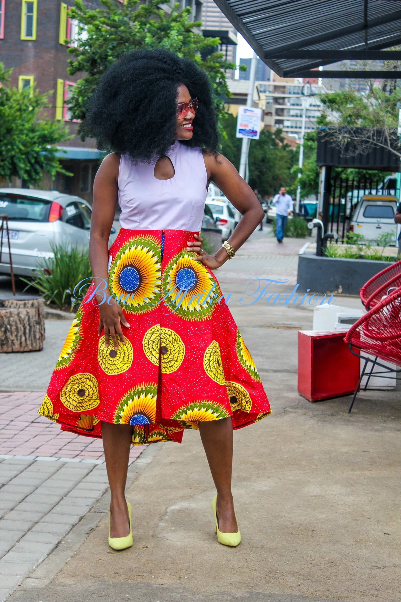 Chic-Skirts-by-Bow-Africa Bow Afrika Clothes- Top 30 Chic Bow Afrika Outfits for Women