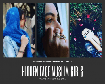 hidden face dp cute girls