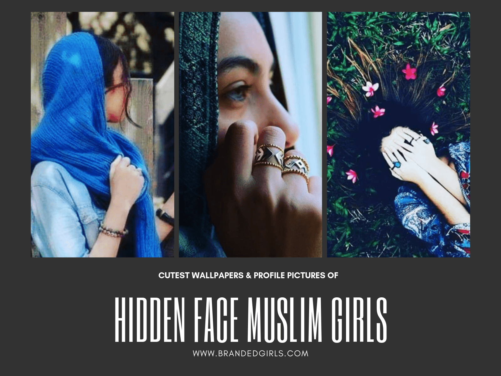 32 Hidden Face Muslim Girls Wallpapers Profile Pictures