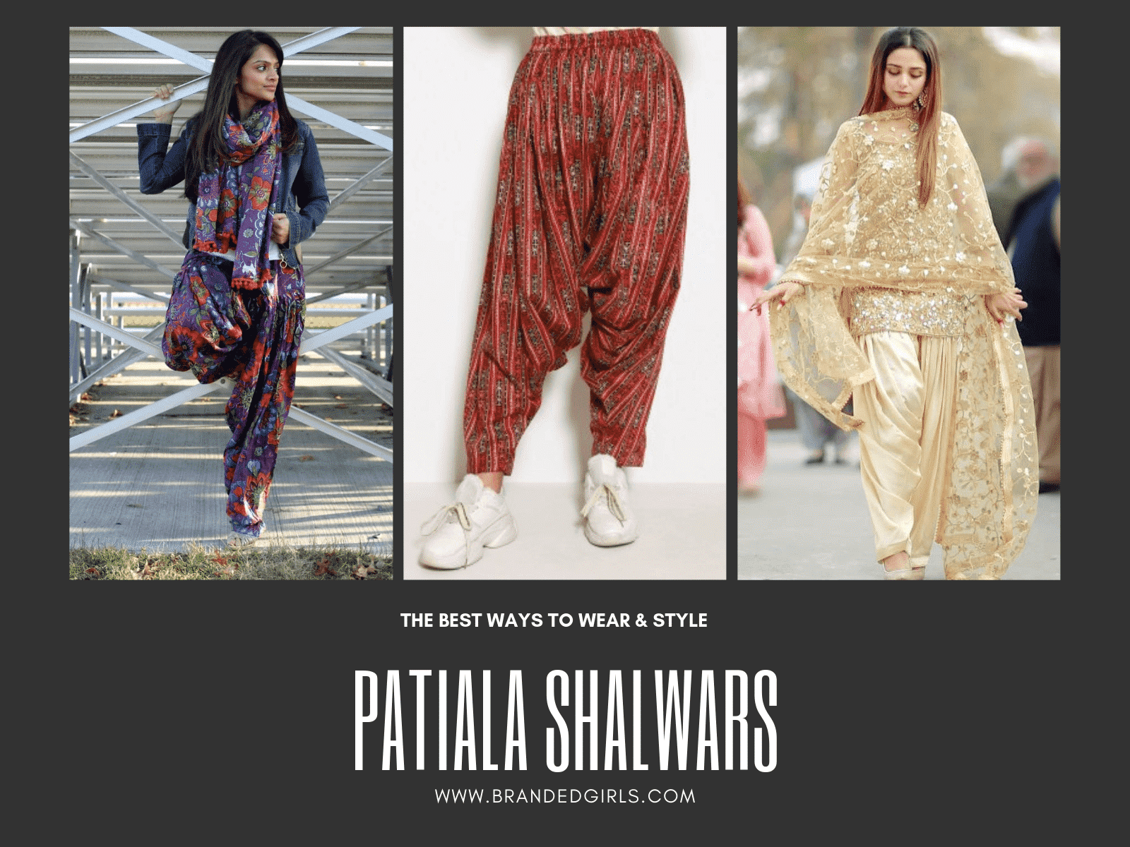 HOW-TO-WEAR-PATIALA-SHALWAR Classy Patiala Outfits-34 Amazing Ways to Wear Patiala Salwar