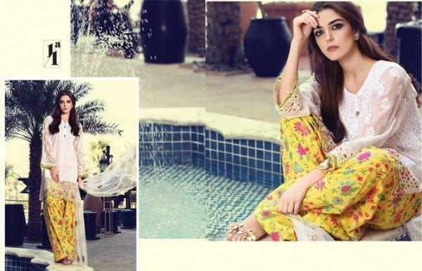 Patiala-Shalwar-Outfit-by-Maria-B. Classy Patiala Outfits-34 Amazing Ways to Wear Patiala Salwar