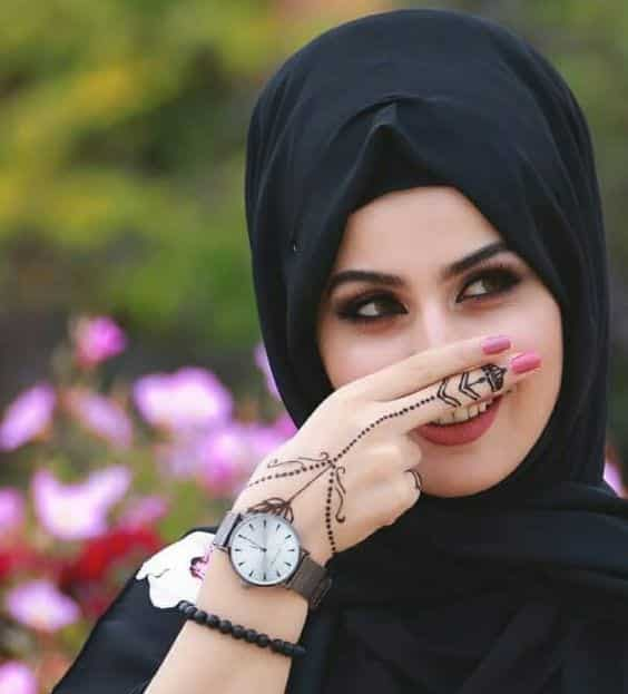 c56a991b56895537fceca9dedb15c6a3 32 Hidden Face Muslim Girls Wallpapers & Profile Pictures