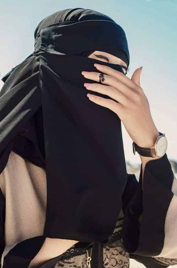 f9ee6258fd7bb498f234516db1935c7c 32 Hidden Face Muslim Girls Wallpapers & Profile Pictures