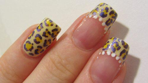 gel-nails-look-500x281 How to Get Gel Nails- 20 Ideas and Tutorial for Gel Nail Art
