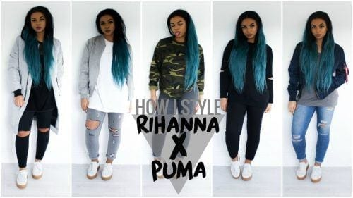 rihanna-x-puma-sports-shoes-outfit-500x281 20 Best Designer Sport Shoes for Men & Women to Buy This Year