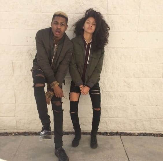 24-matching-jackets 13 Cutest Matching Outfits For Black Couples
