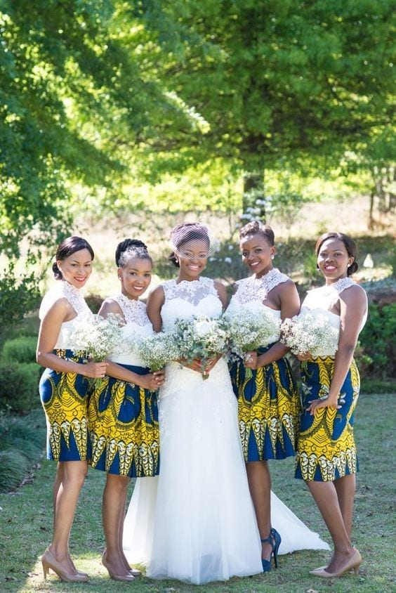 African-Style-Dress-up-for-Weddings Funky Outfits for Wedding-30 Funky Styles for Wedding Guests