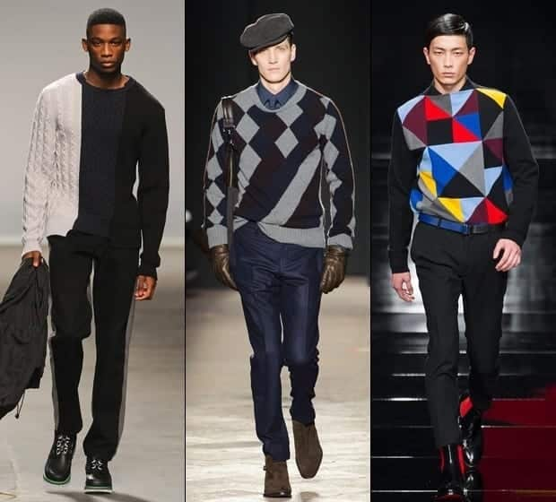 Chic-Fall-Look 30 Funky Outfits for Guys Trending These Days