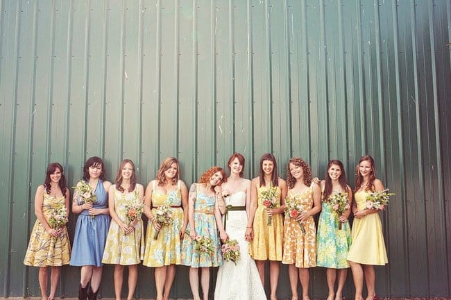 Farm-Wedding-Funky-Attire Funky Outfits for Wedding-30 Funky Styles for Wedding Guests