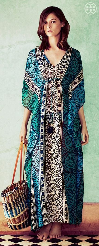 Funky-Caftans-for-Women Funky Outfits for Ladies - 30 Ways to Look Funky for Women