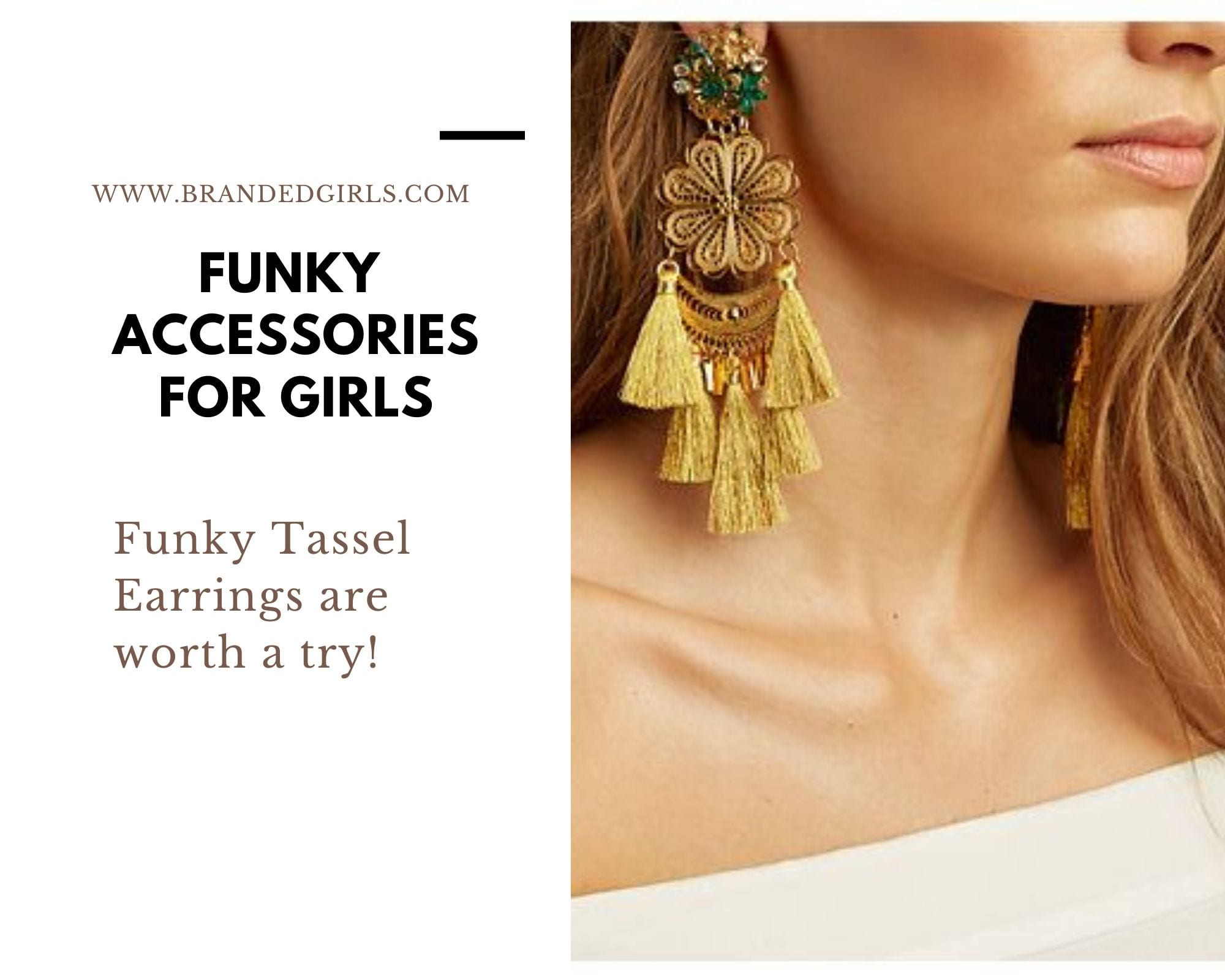 Funky-Earrings-1 Funky Festival Outfits - 30 Funky Outfits for Girls to Wear
