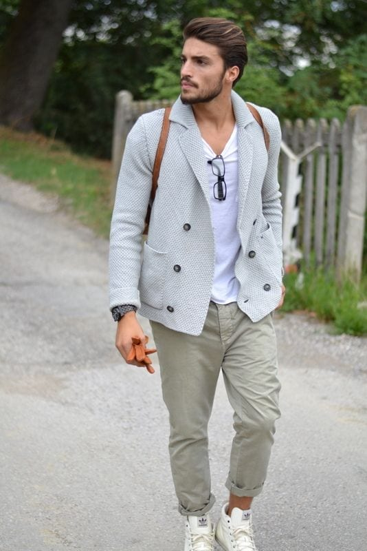 Funky-Fall-Street-Style 30 Funky Outfits for Guys Trending These Days