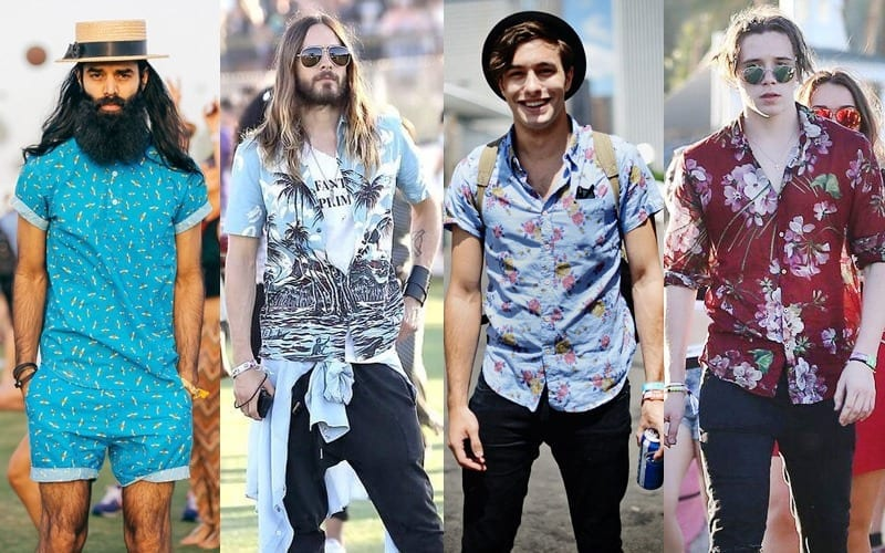 Funky-Festival-Dressup 30 Funky Outfits for Guys Trending These Days
