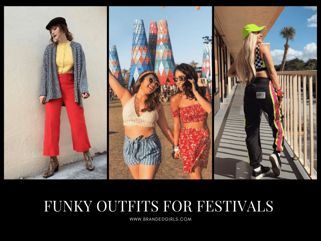 Funky-Festival-Outfits-for-women--1024x768 Funky Festival Outfits - 30 Funky Outfits for Girls to Wear