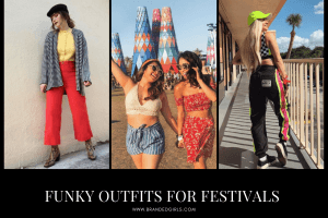 funky outfits for festivals