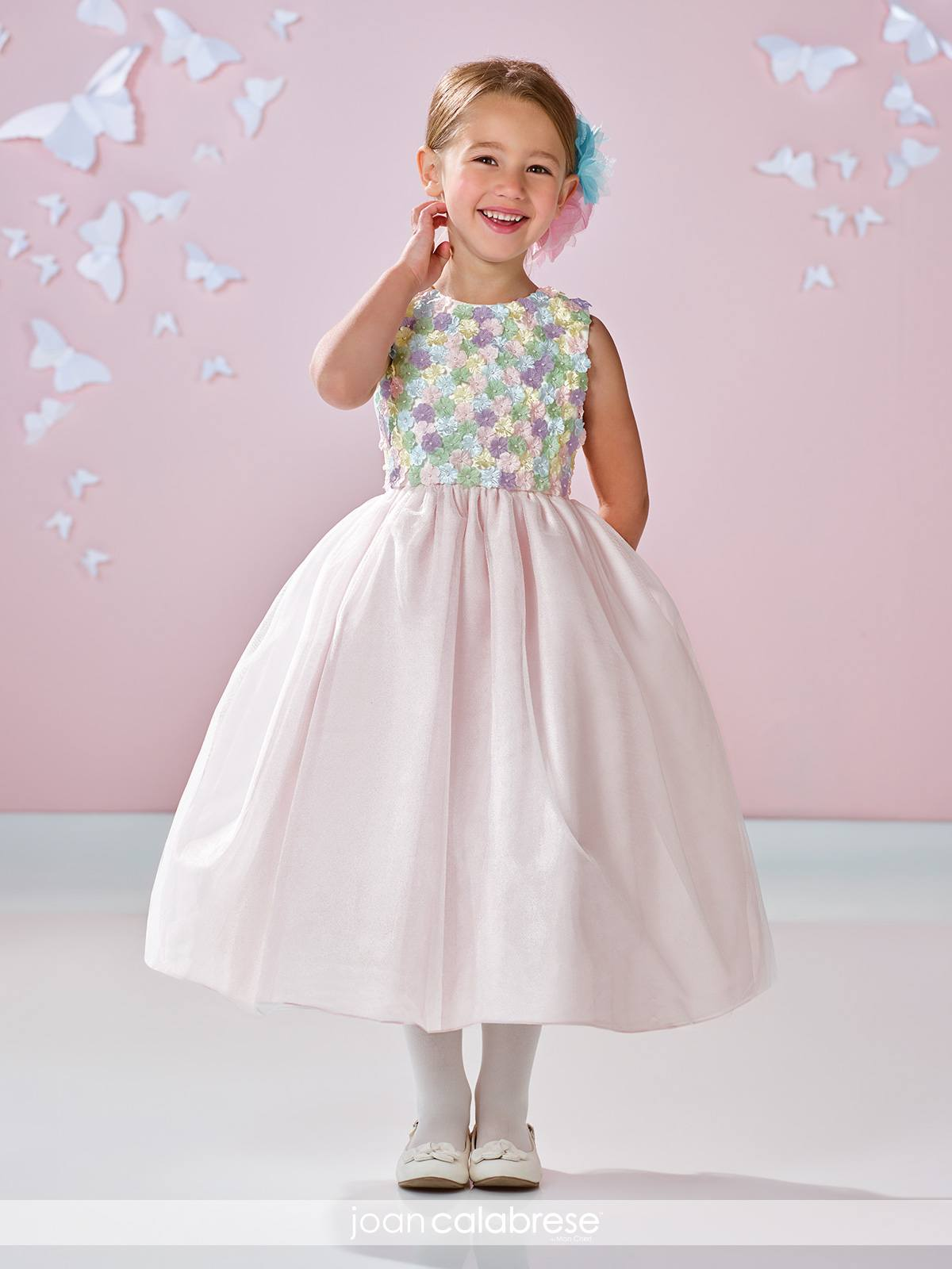 Funky-Flower-Girl-Outfit Funky Outfits for Wedding-30 Funky Styles for Wedding Guests