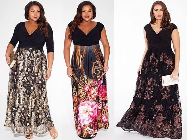 Funky-Formal-Outfit-for-Curvy-Women Funky Outfits for Wedding-30 Funky Styles for Wedding Guests