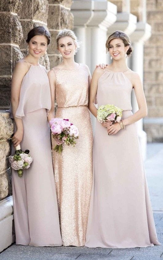 Glamorous-Look-for-Weddings- Funky Outfits for Wedding-30 Funky Styles for Wedding Guests