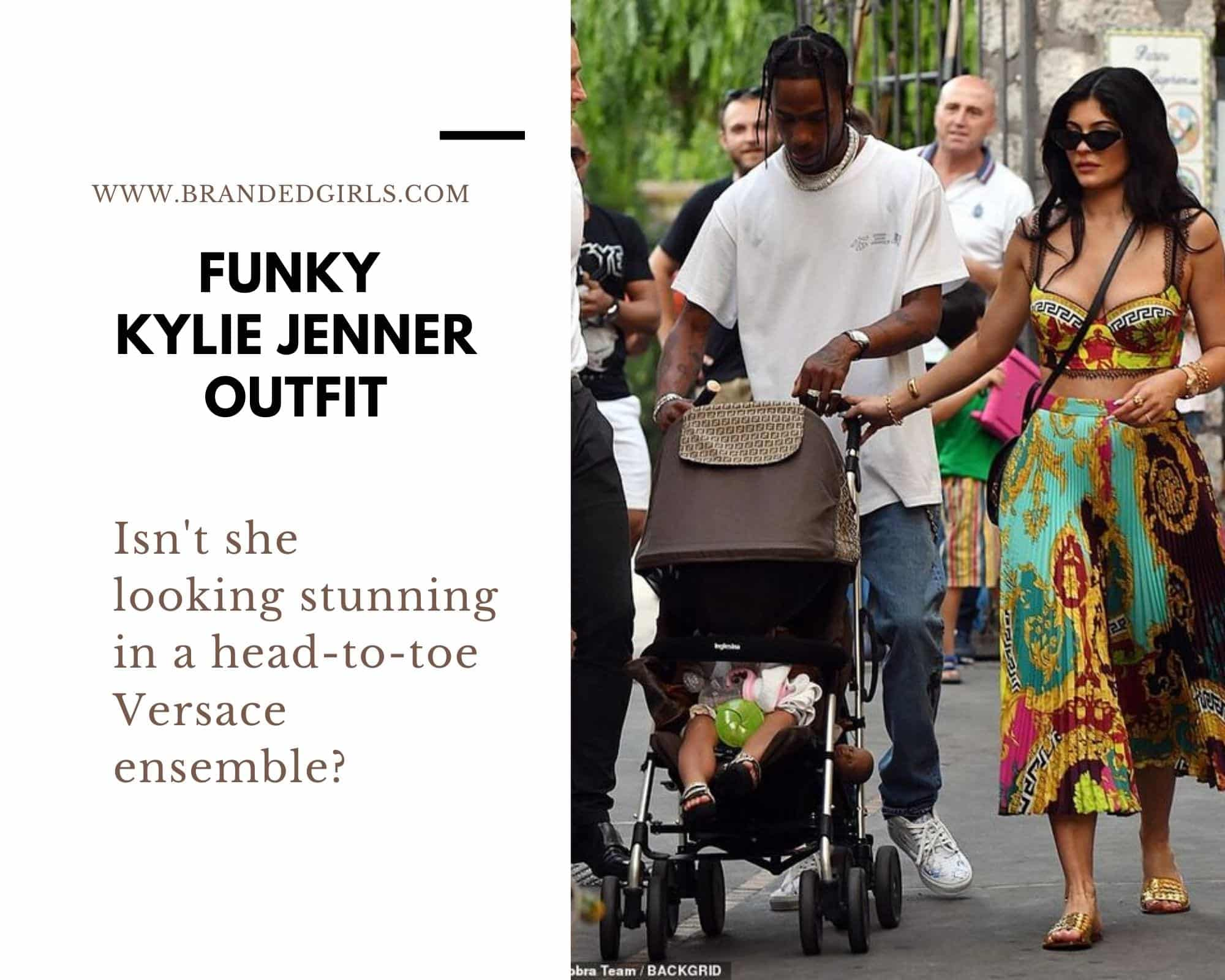 Kylie Funky Outfits for Ladies - 30 Ways to Look Funky for Women