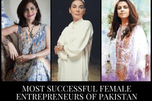 10 Most Successful Female Entrepreneurs of Pakistan
