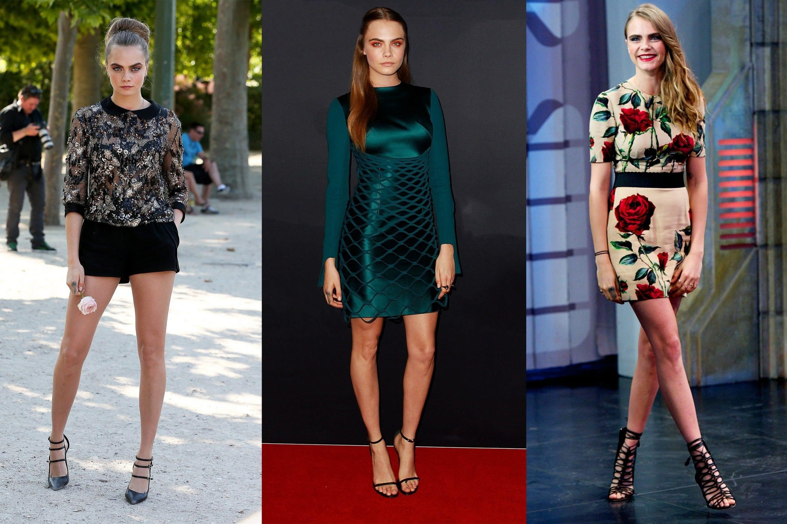 Supermodel-Funky-Style Funky Outfits for Ladies - 30 Ways to Look Funky for Women