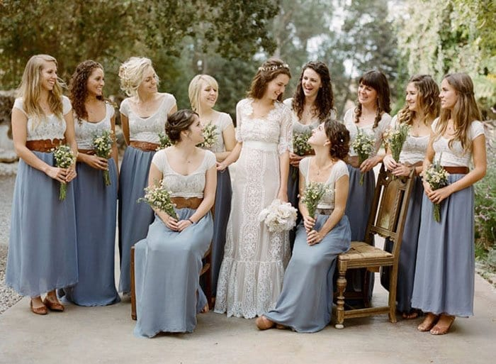 Vintage-Dress-up-for-Weddings Funky Outfits for Wedding-30 Funky Styles for Wedding Guests