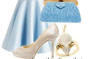 designer cinderella shoes