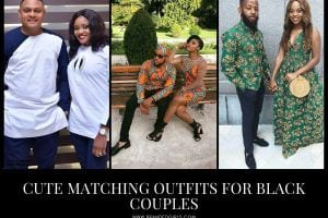 Matching Outfits For Black Couples