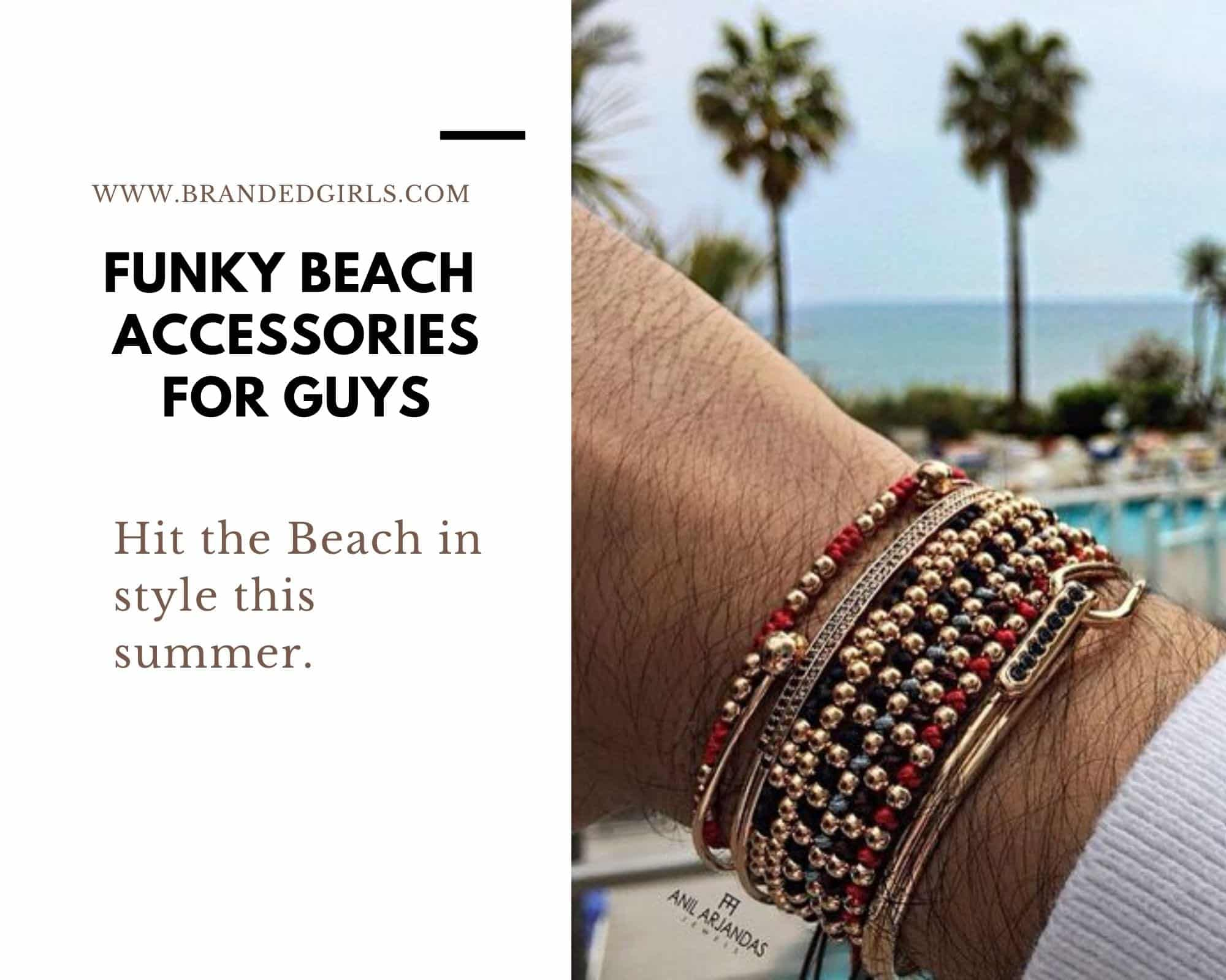 Funky-Beach-Items-1 30 Funky Outfits for Guys Trending These Days