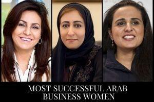 Arab Female Entrepreneurs Top 10 Arab Businesswomen 2021