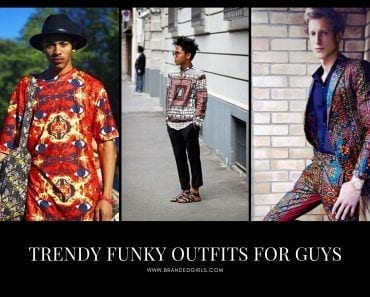 Best Funky Outfits for Boys