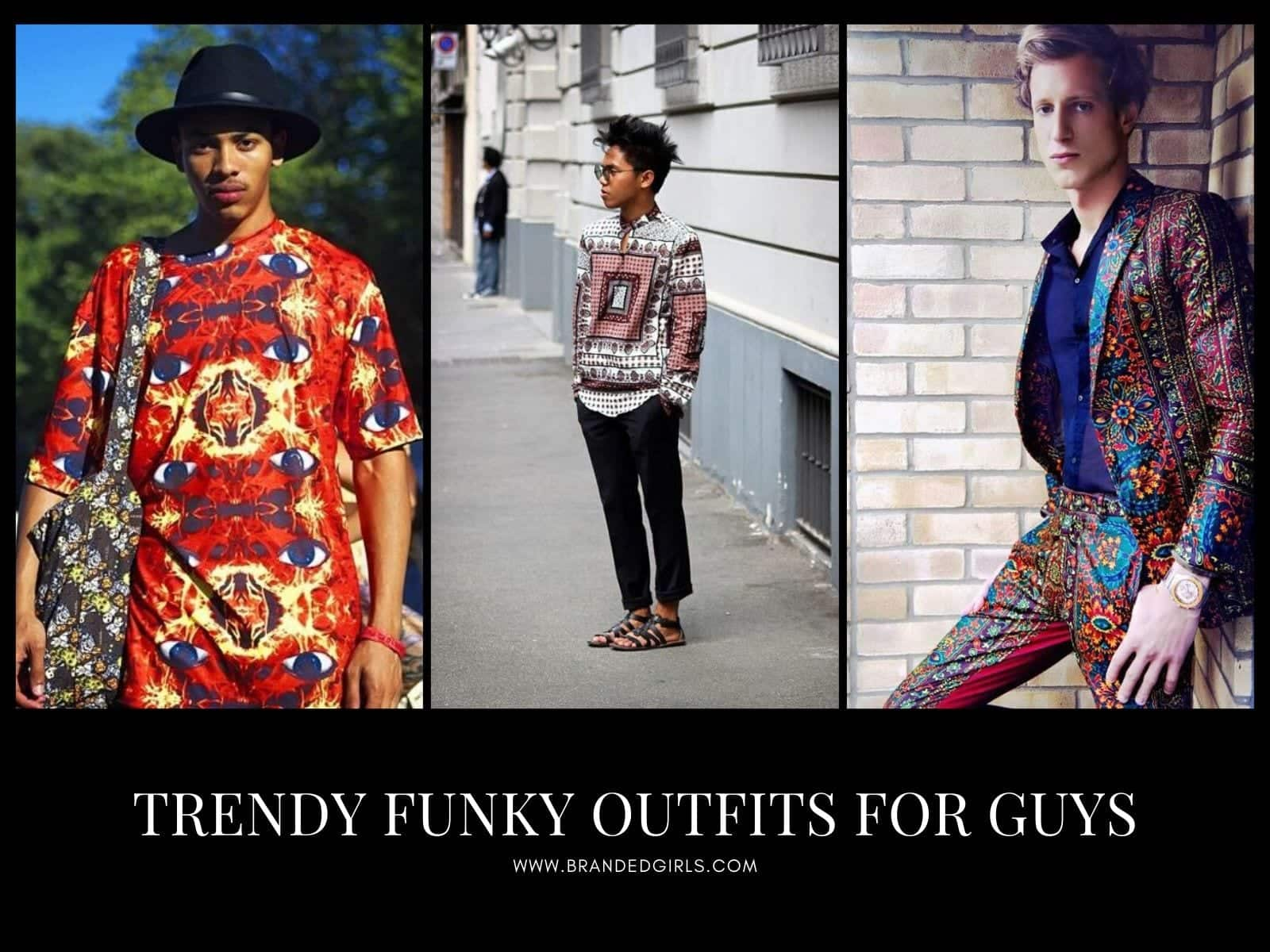 Trendy-Funky-Outfits-for-Boys 30 Funky Outfits for Guys Trending These Days