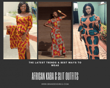 how to wear kaba and slit
