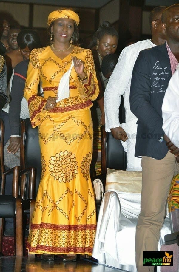 Ghanaian Women Kaba And Slit 20 Beautiful Kaba Outfit Ideas