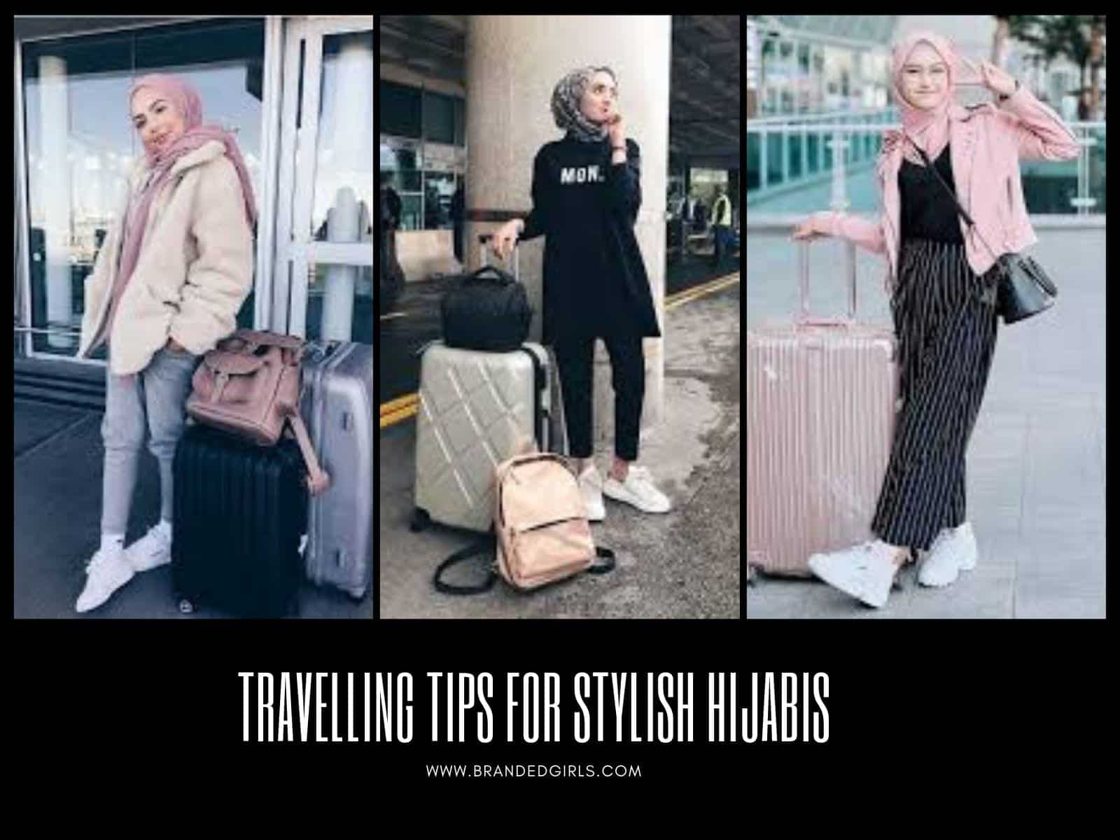 Travelling-Tips-for-Stylish-Hijabis Travelling in Hijab - 20 Travelling Tips for Stylish Hijabis