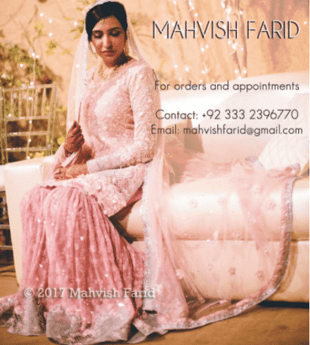 gharara-pants-outfit-for-brides-450x500 Gharara Pant Outfits-20 Beautiful Outfits with Gharara Pants