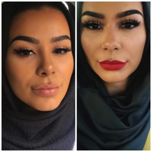 makeup-tips-for-travelling-in-hijab-500x500 Travelling in Hijab-Top 20 Travelling Tips for Stylish Hijabis