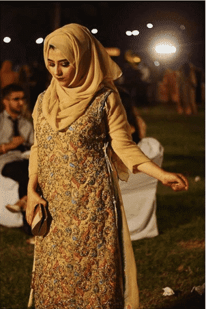 hijab-with-shalwar-kameez-1 21 Best Ways to Wear Hijab with Shalwar Kameez Elegantly