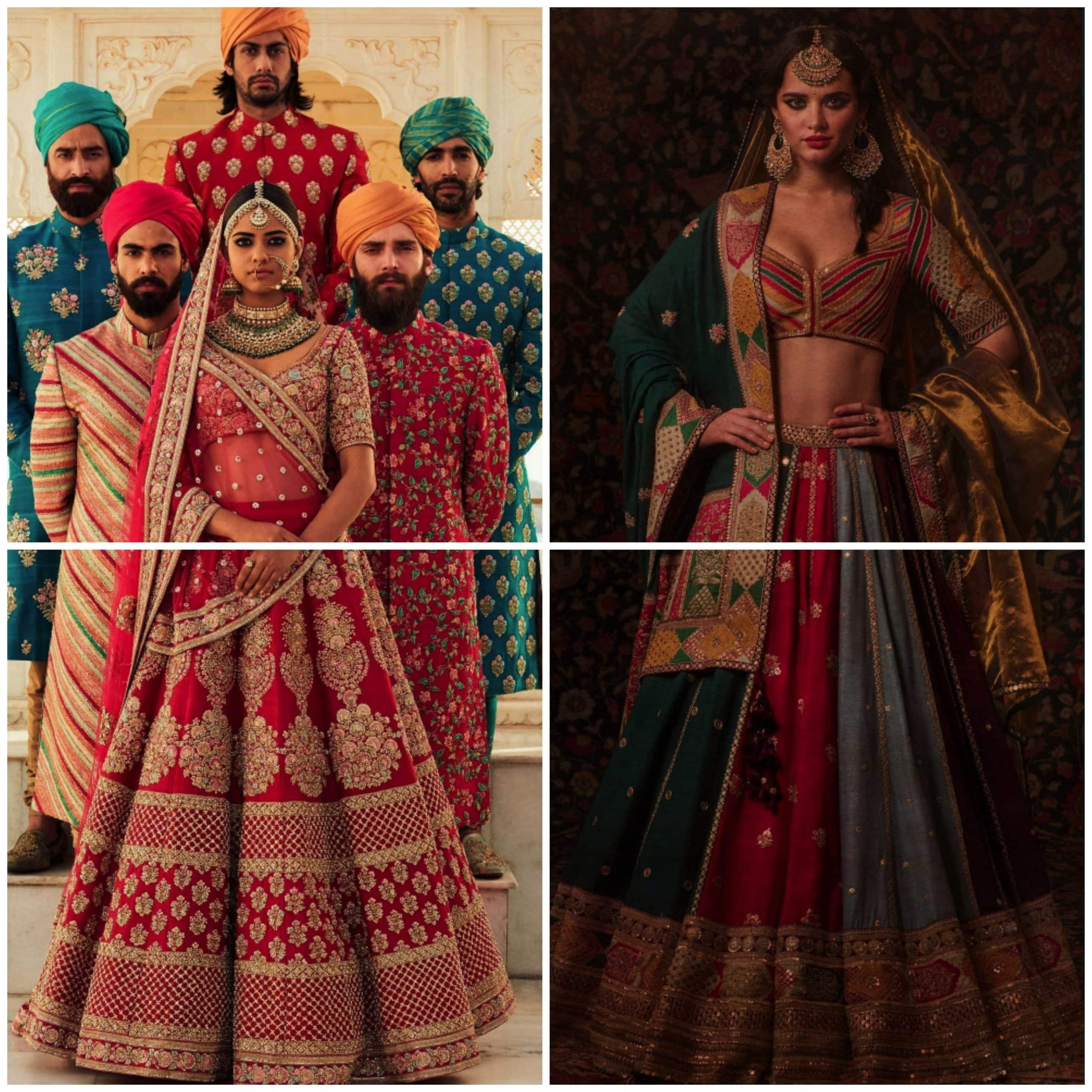 Indian Wedding Gown Designers: Top 10 Bridal Designers In India